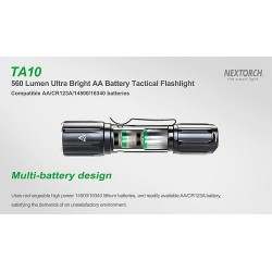 NEXTORCH TA10 Torcia Led -...