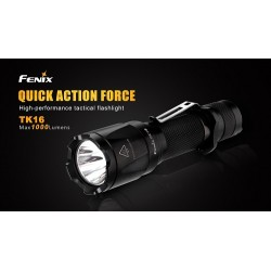FENIX TK16 Torcia Led -...