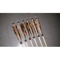 Frecce Storiche In Cedro
