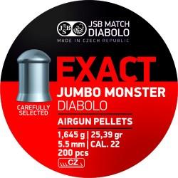 JSB JUMBO EXACT MONSTER