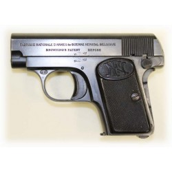 F.N.BROWNING BABY CAL.6,35 BR