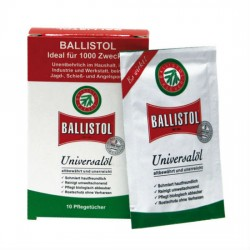 BALLISTOL CARE CLOTH 10PZ