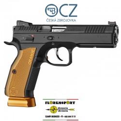 CZ SHADOW 2 ORANGE 9X21 New