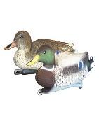 Stampe animali, richiami plastica, acquatici, volatili, uccelli, imbalsamati, riproduzione